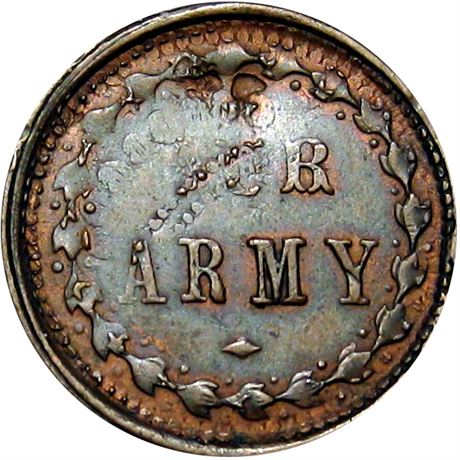 24  -   51/334 ao Unlisted Raw AU Details Double Struck Civil War token